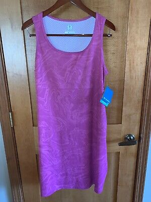NWT Columbia Sportswear Womens Mellow Valley Dress with Omni-Freeze - Large