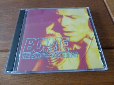 DAVID BOWIE The Singles Collection 2CD best of 1969-1993 EMI 1993
