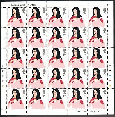 25, 1st class mint full gum stamps for UK postage Face £19.00p (23)