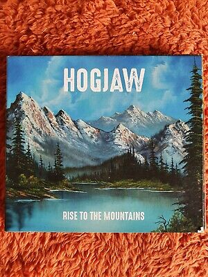 Hogjaw Rise To The Mountains   Digipack