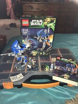 LEGO Star Wars AT-RT (75002) Boxed Complete