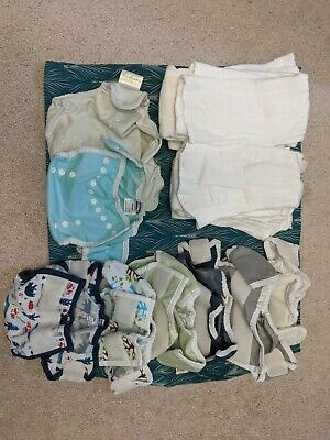 Cloth Diaper Bundle, Thirsties/Bum Genius