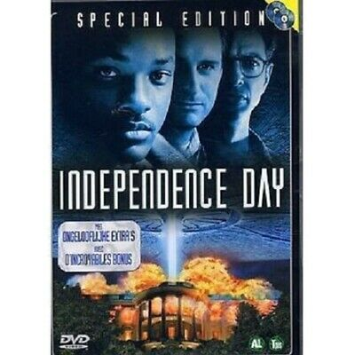 Dvd Film Science-Fiction Action : Independence Day -Special Edition- Will Smith