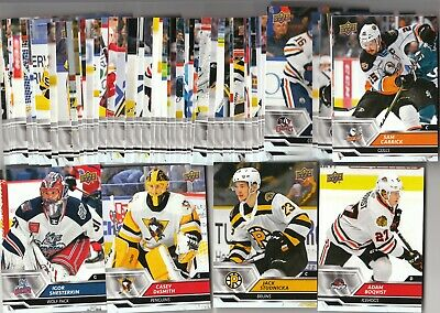 19/20 2019-20 Upper Deck AHL Base Singles Choose Your Player 1-90