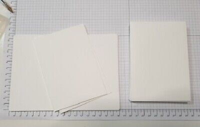 20 Notecards & Envelopes Heavy Weight Card 270GSM Bases Stampin' Up!
