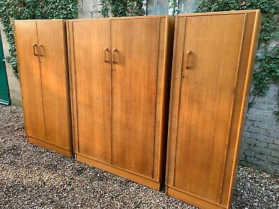 Vintage Mid Century G Plan Fitted Wardrobes  . Delivery Available Most Areas