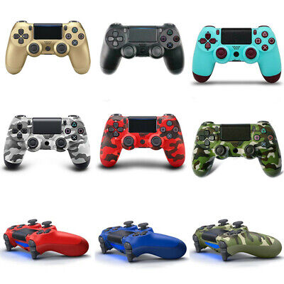 New About PS4 PlayStation 4 Wireless Bluetooth Controller Game Gamepad Joystick