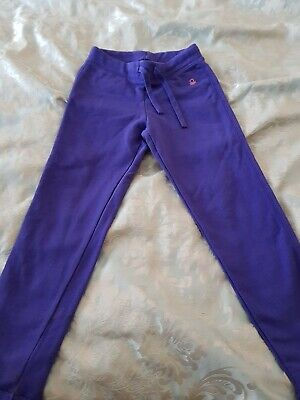 Girls United Colours Of Benetton Tracksuit Pants 6-7