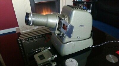 Aldis 500 Star Vintage Slide Projector/ Magic Lantern Great Condition And Boxed