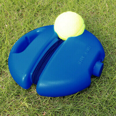 Tennis Ball Single Training Practice Balls Self-study Tool Back Base Trainer.