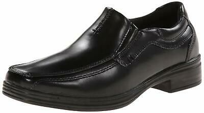 Kids NOTFOUND Boys WISE - K Leather Slip On Loafers