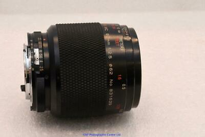 Nikon AI fit Elicar V-HQ 90mm F2.5 1:1 Macro Prime Lens GREAT CONDITION