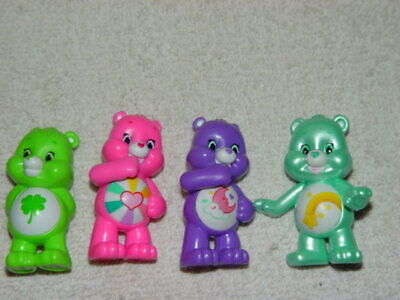 Care Bear From Blind Bags Set of 4 Bears #B5