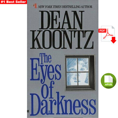 ✅ The Eyes of Darknes by Dean Koontz