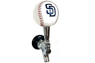San Diego Padres MLB Licensed Baseball Beer Tap Handle