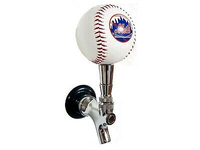 New York Mets MLB Licensed Baseball Beer Tap Handle