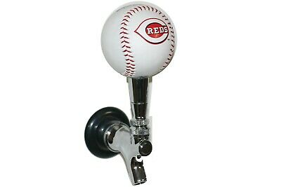 Cincinnati Reds MLB Licensed Baseball Beer Tap Handle