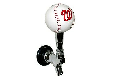 Washington Nationals MLB Licensed Baseball Beer Tap Handle