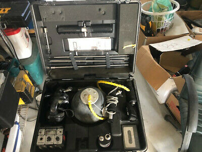 Fisher-M-Scope-XLT-16-liquid/gas leak-detector Great Condition Complete
