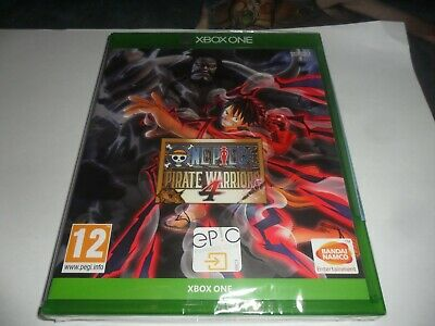One Piece Pirate Warrior 4      Xbox One Game   New/Sealed