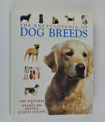 The Encyclopedia of Dog Breeds Book - 400 Breeds - 1000 pictures