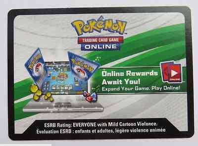 Pokemon PTCG TCGO TCG sun and moon x40 team up booster codes emailed or posted!!