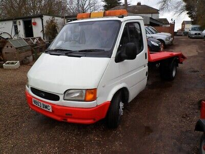 Ford Transit Mk5 Smiley 190 2.5 Di LWB Recovery Truck Car Transporter EXPORT