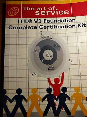 ITIL V3 Foundation Complete Certification Kit : 2009 Edition Study Guide Book...