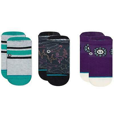 Stance You Are Silly Baby Socks - 3 Pack Multi