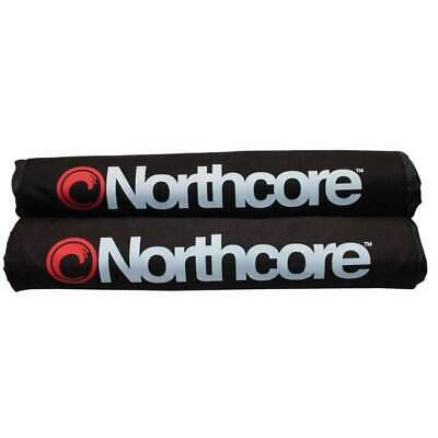 Northcore Wide Load Roof Bar Pads |  Northcore Car Hard Roof Rack Pads