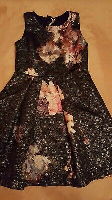 NEXT Very Cute Girls Party Dress Fully Lined Age 11 years Never Worn