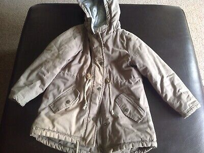 Girls Winter Jacket - Milkshake Brand, Size 7