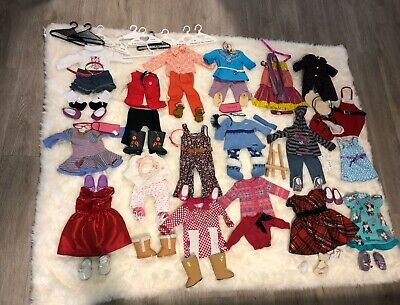 American Girl Large Clothing  Shoes & Accessories Lot