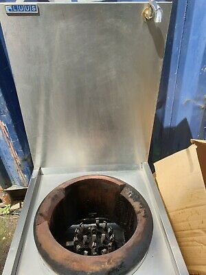 commercial  pot gas wok stove, with pot filler, luus Brand, negotaible