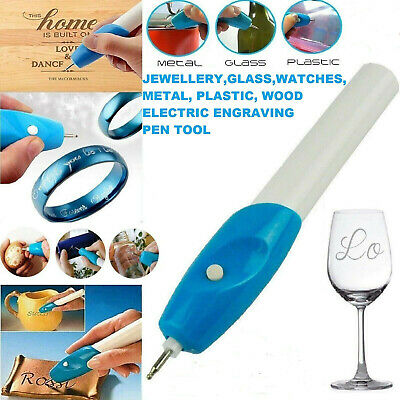 Handheld Engraving Etching Hobby Craft Pen Rotary Tool For Wood Metal Glass