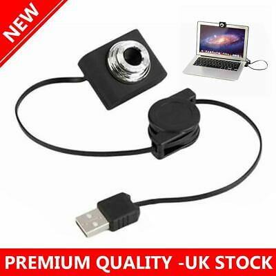USB 30M Mega Pixel Webcam Video Camera Web Cam For PC Laptop Notebook Clip 2020