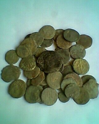roman coins APPROX 45+