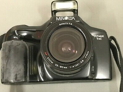 Minolta Dynax 7xi Zoom Vintage 35mm film Camera