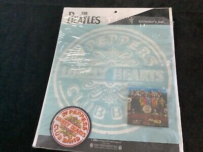 The Beatles Collectors  Set 2007 .Sgt Peppers Lonely Hearts Club Band