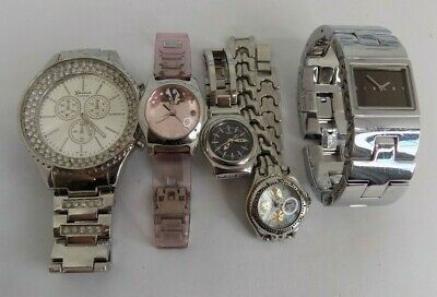 Joblot/Dealers Lot/Steampunk/Spares & repairs - SWATCH, STORM, SISLEY etc.