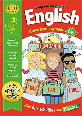 Leap Ahead Workbook __ English 10-11 Years __ Brand New __ Freepost Uk