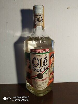 OLÈ TEQUILA MADE IN MEXICO 75CL 40%VOL - IMPORTED STOCK S.p.A.