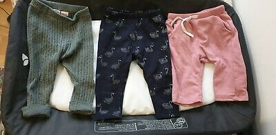 Zara 6-9 months girls Trousers And Leggings