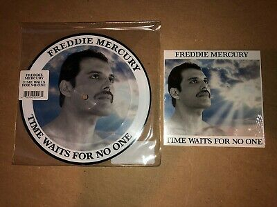 Queen Freddie Mercury Limited Edition Import Vinyl Record Picture Disc CD Lot
