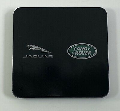 Jaguar / Land Rover - 8 Pc. Coloring Marker Set In Tin - MARKERS ARE NEW