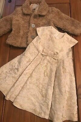 Baby Girls Outfit / Clothes Bundle 12-18 Months Next And Other