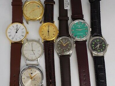 Joblot/Dealers Lot Spares/repairs/working TISSOT, FAVRE LEUBA, STARLON, MONTINE