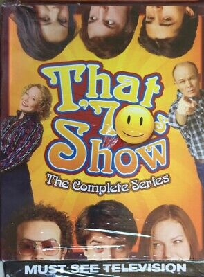 That 70s Show: The Complete Series (All 8 Seasons 24-DVD Box Set) NEW