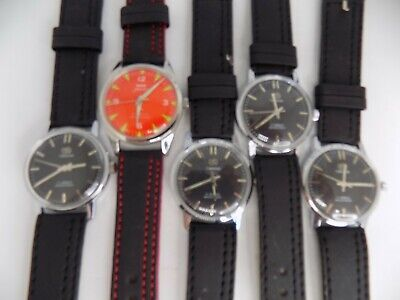 Joblot/Dealers Lot/Spares/repairs/working Indian HMT & TIMESTAR watches