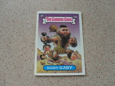 The Garbage Gang series 2 (AUS series) 55A HAIRY GARY